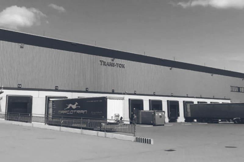 operator logistyczny w mieście warszawa firma trans-tok